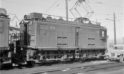 2018 15 N64 2560--ed wilkommen 116 neg--Butte Anaconda & Pacific--electric locomotive 48--Rocker MT--1968 0800