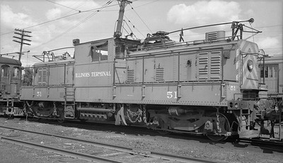 2018.15.N64.2725B--ed wilkommen 116 neg--IT--electric locomotive 51--location unknown--no date