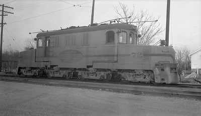 2018.15.N64.2725F--ed wilkommen 116 neg--IT--electric locomotive 72--location unknown--no date