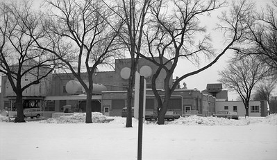 2018.15.N64.8818--ed wilkommen 116 neg--Municipality of East Troy--scene of United Milk Products industry--East Troy WI--c1970