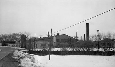 2018.15.N64.8812--ed wilkommen 116 neg--Municipality of East Troy--scene of industry--East Troy WI--c1970