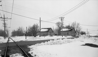 2018.15.N64.8813--ed wilkommen 116 neg--Municipality of East Troy--scene of right-of-way--near East Troy WI--c1970