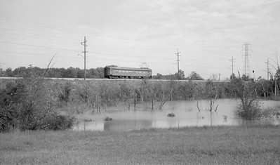 2018.15.N64.2961--ed wilkommen 116 neg--CSS&SB--electric interurban train--west of Birchim IN--1965 1000