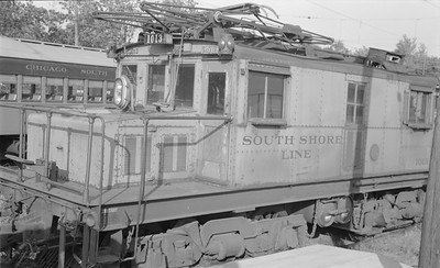 2018.15.N64.2951--ed wilkommen 116 neg--CSS&SB--electric locomotive 1013--location unknown--no date