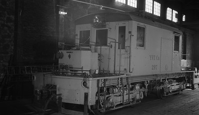 2018.15.N99H.8840--ed wilkommen 116 neg--Yakima Valley--electric locomotive 297--Yakima WA--no date
