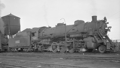 2018.15.N94.7158--ed wilkommen 116 neg--WAB--steam locomotive 2-8-2 K-2 2212--North Kansas City MO--1947 0726