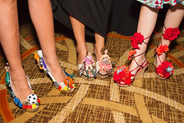 Edel   Austin TX  2014  The Shoes