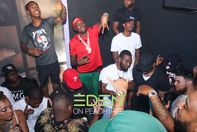 Eden On Peachtree at E11even45  w/ Meek Mill 7/3/16