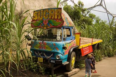 Sugar Truck