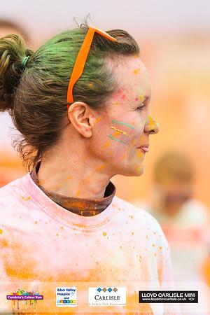 Carlisle Colour Run 2015