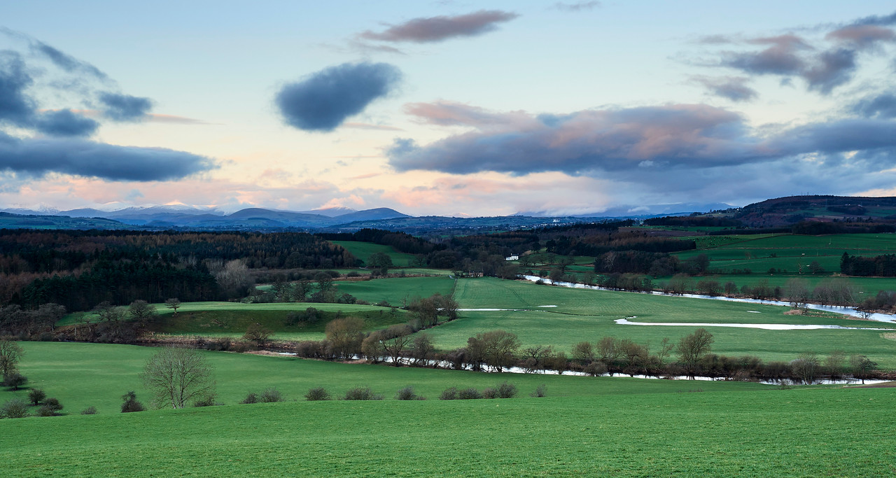 Sunrise from the Eden Valley