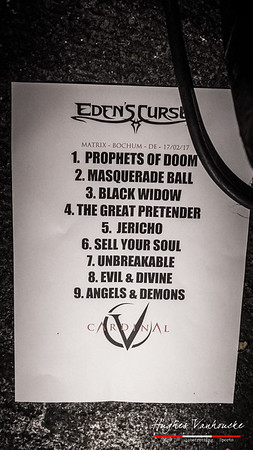 Eden's Curse @ Matrix - Bochum - Deutschland/Germany
