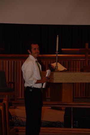 Edgar Saenez running for Assemblyman 2010