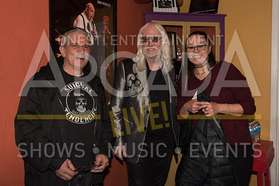 Edgar Winter Meet and Greet 2018