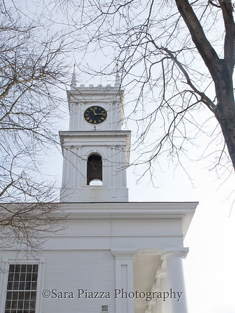 Edgartown Town Clock