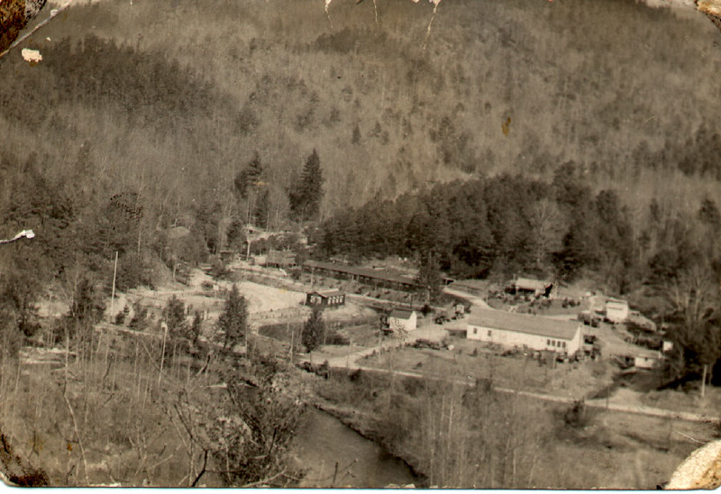 CC Camp at Mortimer in 1939--Co. 403 C.C.C.