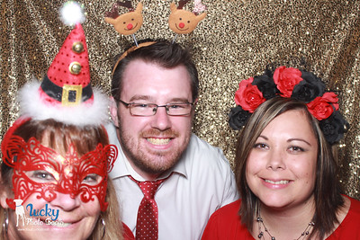 Edgewater Beach Hotel Holiday Party - 12.20.17