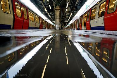 Edgware Road Station