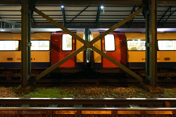 Edgware Station