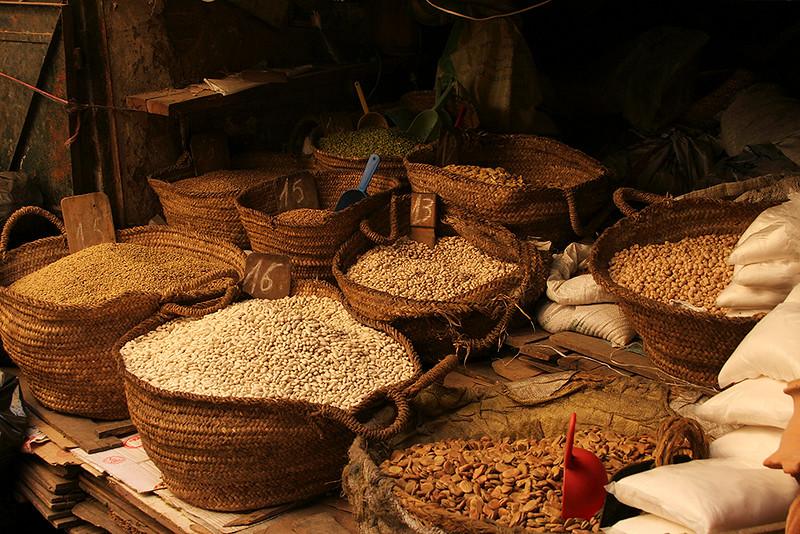 Moroccan Bazaar 1