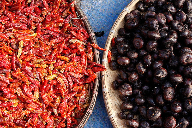 Chillies and Chestnuts