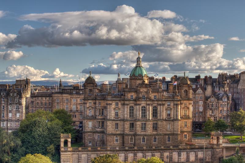 Bank Of Scotland Building