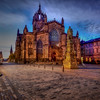 Dawn At St Giles Cathedral