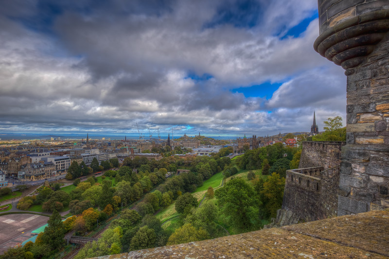 Edinburgh Castle Tower