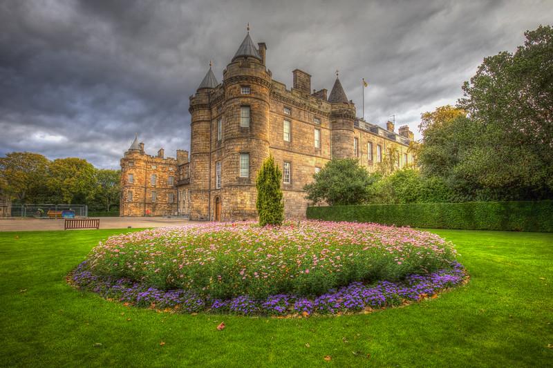 Hollyrood Palace