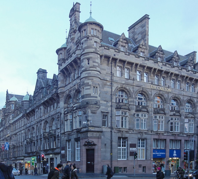 The Carlton Hotel, Edinburgh