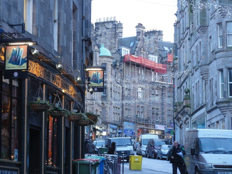 Old Town Edinburgh