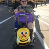 TheSmilingChef and his buddy Buzzie JR the Jr. Ambassador of Happy