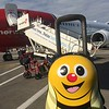 Buzzie JR the Jr. Ambassador of happy
