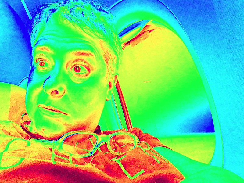 Lisa Teiger-  fun with iPhoto booth