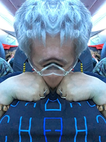 fun with iPhoto booth effects   Lisa Teiger. CHEERS