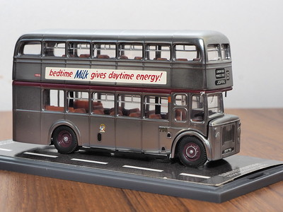Corgi OOC 40902 Edinburgh Corporation Leyland Titan MCW Orion aluminium