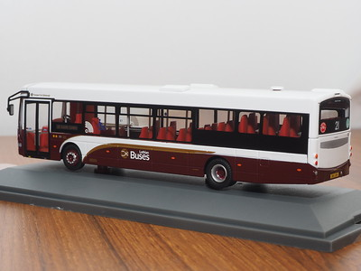 Corgi OOC OM46712B Lothian Buses Volvo B7RLE Eclipse route 21 Leith Links