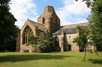 Seton Collegiate Church, East Lothian.