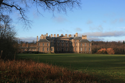 Dalkeith Palace.