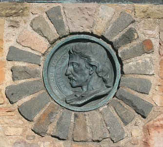 Robert Louis Stevenson memorial, Corstorphine.