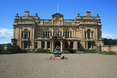 Gosford House, East Lothian.