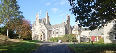Lauriston Castle, Edinburgh.