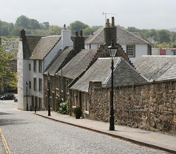Kirkgate, Linlithgow, West Lothian.