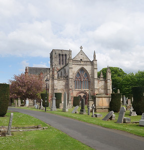 St Mary's Collegiate Church, Haddington, East Lothian.