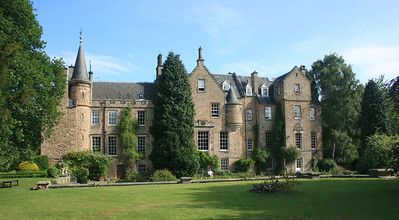 Carberry House, East Lothian.