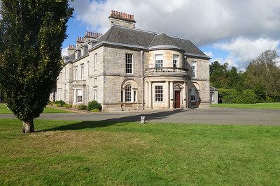 Bush House, Midlothian, Designed by Robert and James Adam.