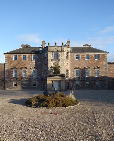 Archerfield House, East Lothian.