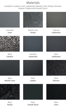 All Material Swatches by Colour - Loxley Toolkit-1