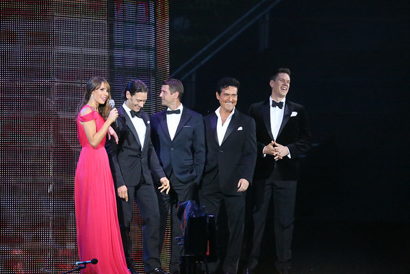 Alex and Il Divo