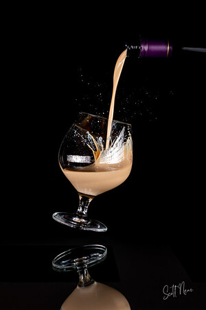 Cream Liqueur - © Camerashy Photography